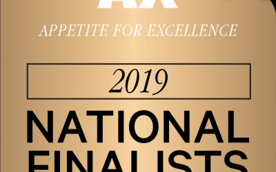 Appetite for Excellence announces 2019 National Finalists