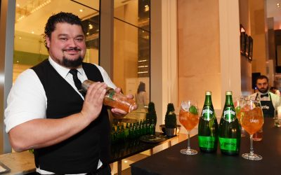 The 2019 'Perrier Aperitivo – Create an Icon' winning cocktail